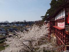 鼻顔稲荷神社(岩村田)