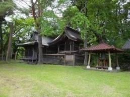 松原諏方神社・上社(小海)-1