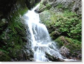 南相木 一平の滝