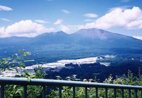森泉山ギッパ岩展望台-1